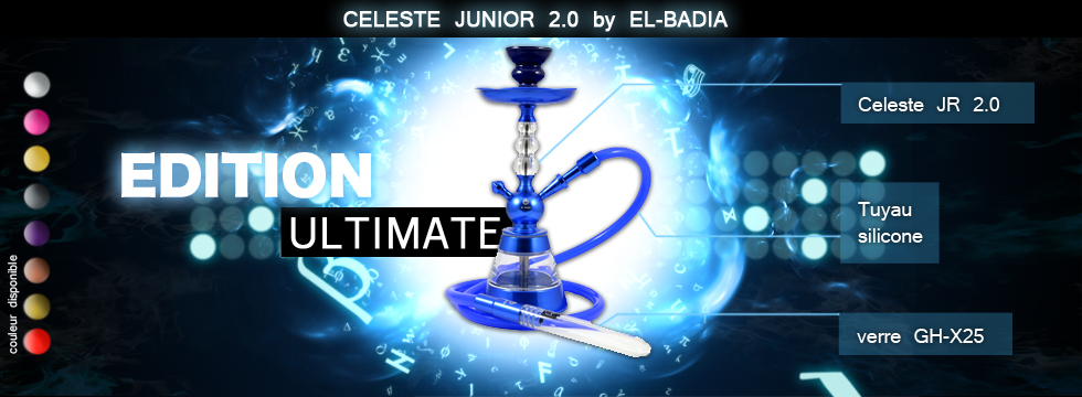 Celeste Junior 2.0 edition ultimate
